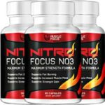 Information About No2 Power Blast Muscle Building