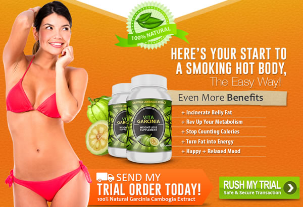 Garcinia Cambogia Pure Extract Trial Offer